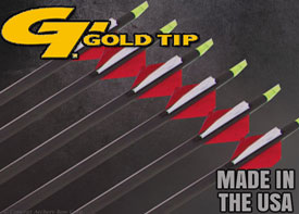 goldtip arrows 275
